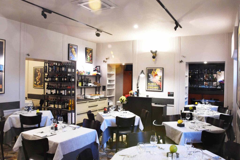 Ristorante Marcello Torino - sala principale