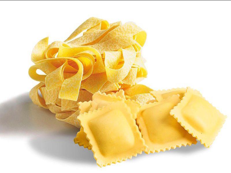 Ristorante Marcello Torino - materie prime - pasta fresca
