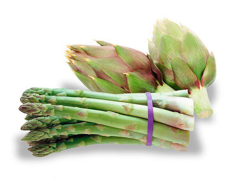 Ristorante Marcello Torino - materie prime - asparagi